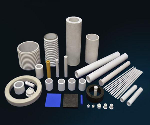 White Blue Zirconia Centring Pin Machinable Ceramic Rod Ceramic Guide Positioning Pin