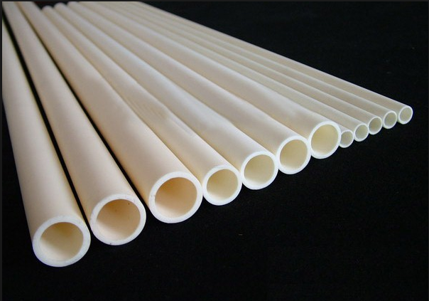 High Thermal Conductivity Al2O3 Alumina Ceramic Tube for Automobile Industry