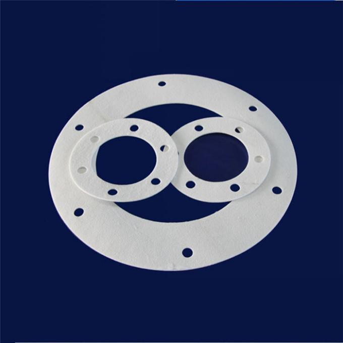 High Purity Alumina Ceramic Seal Rings for Semiconductor or Vehicles
