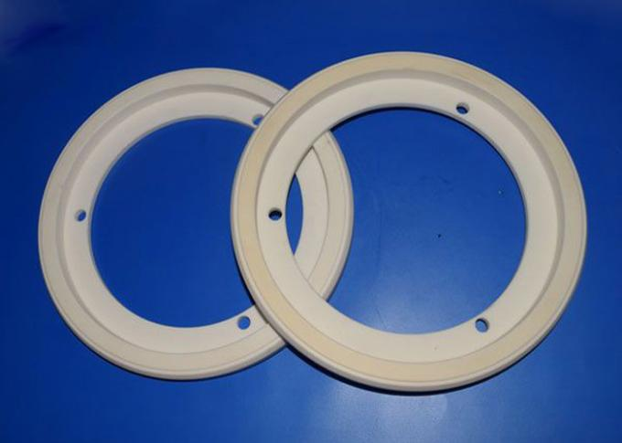 Advanced Ceramic Automotive Parts Rings , Bicycle Ceramic Parts Wear Resistant