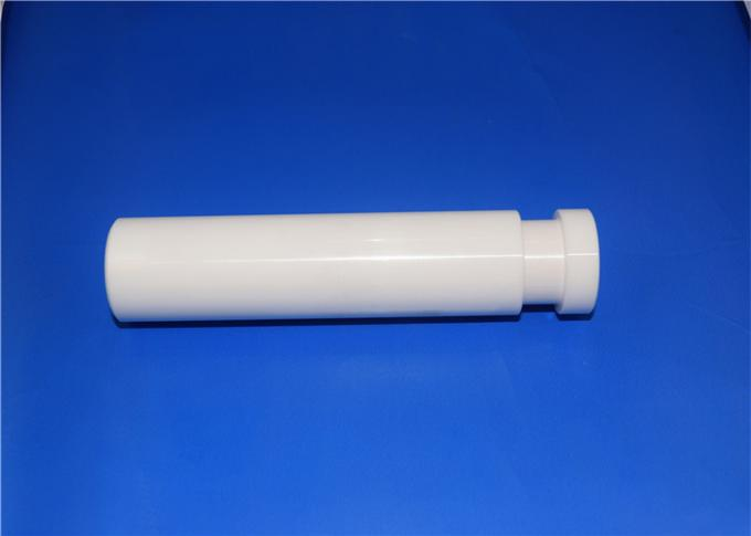 Insulation Zirconia ZrO2 Ceramic Plunger Pump / Shaft / Rod Customized