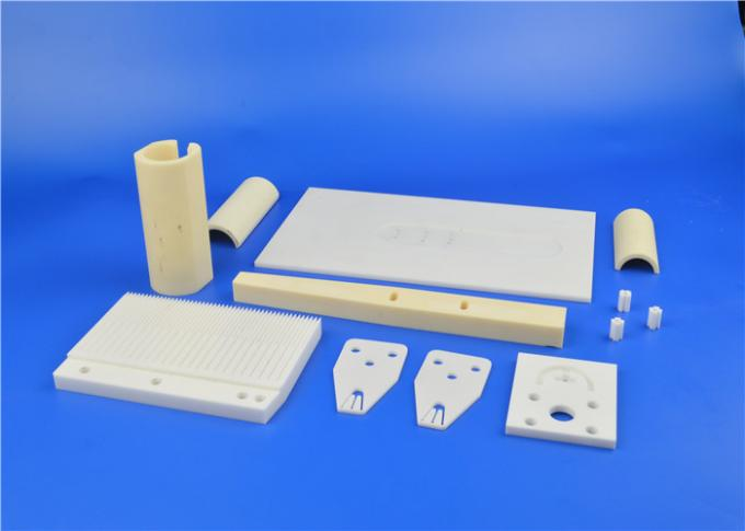 Electrical Insulation Dust Free Ceramic Board Engeering Ceramics for Solar System