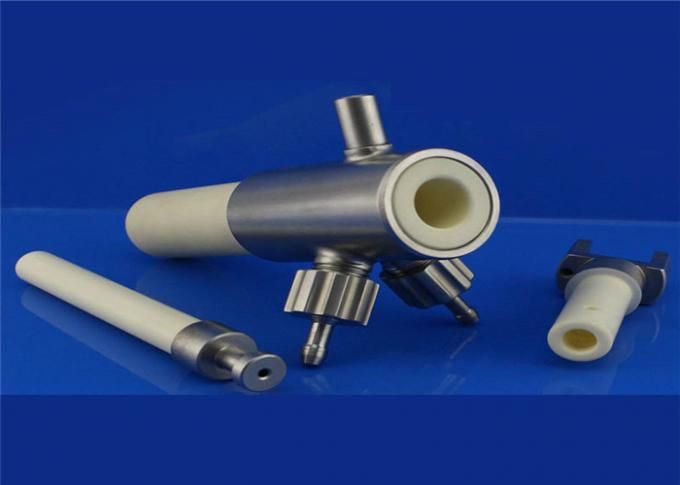 Structure Ceramic Parts Ceramic Plunger Pump Nonstandard High Hardness