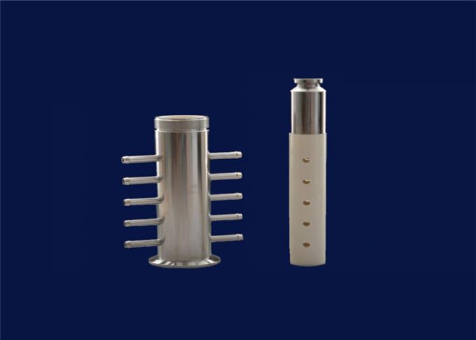 Eco-Friendly Ceramic Plunger Pump / Ceramic Liquid Dispenser
