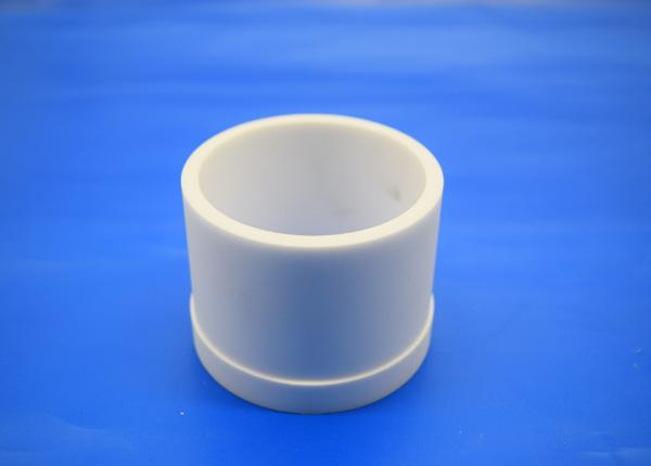 Alumina Ewald Large-diameter Ceramic Tube / Liner / Sleeve / Bushing Insulator