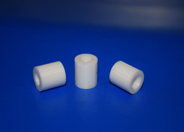 95 Alumina Ceramic Tube 99% Al2o3 Heat Insulating Parts With High Polished Surface 3