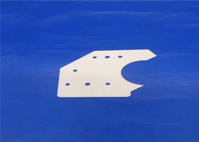 Advanced High Thermal Alumina Ceramic Plate / Substrate For Medical Equipment