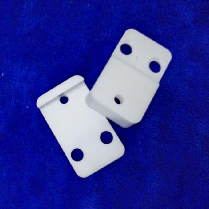 Good thermal resistant 95% alumina zirconia ceramic press switch substrate