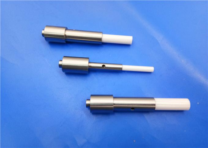 Precision Stainless Steel Housing Ceramic Plunger Pump / Piston Rod / Shaft Rod