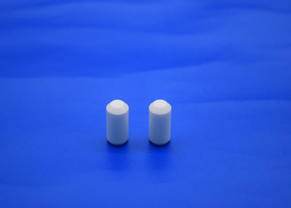 Large Size Alumina Ceramic Parts Heat Resistance Alumina Ceramic Shaft Sleeve / Disc