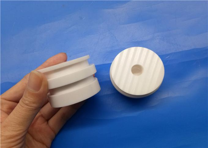 Precision Hydraulic Zirconia Ceramic Piston With High Temperature Resistant
