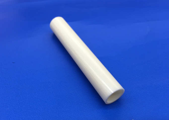 Zro2 Zirconium Oxide Ceramic Tube for High Temperature Lambda Sensor Oxygen Measurement