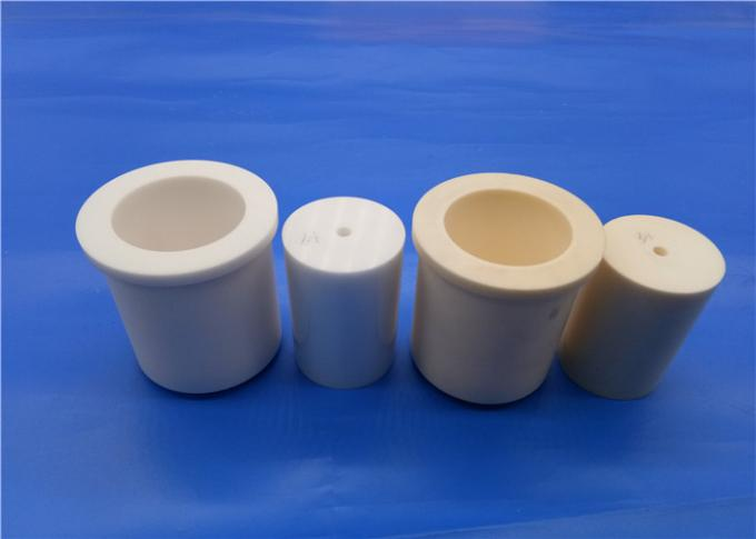 Alumina Zirconia Ceramic Injection Pump / Ceramic Filling Pump For Automobile