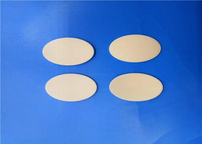 High Temperature Insulation 99% Alumina Ceramic Wafer / Substrate/ Round Sheet / Disk