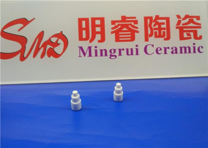 Mini Anti- Temperature Resistant Ceramic Rod / Zirconia Ceramic Bar