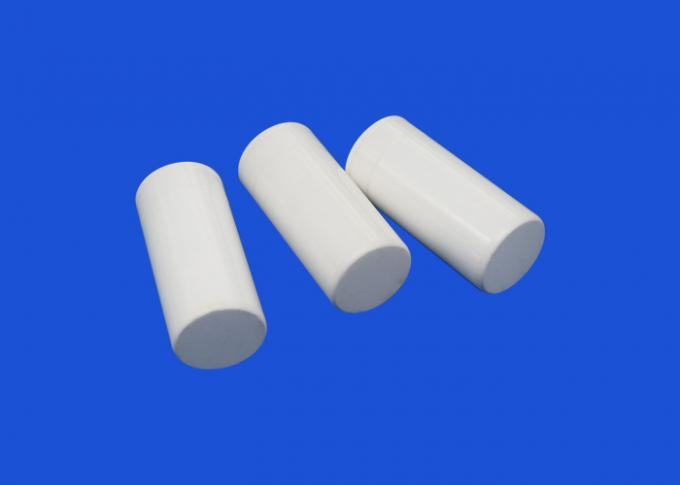 white color customized 95% purity precision high wear resistance zirconia ceramic rods