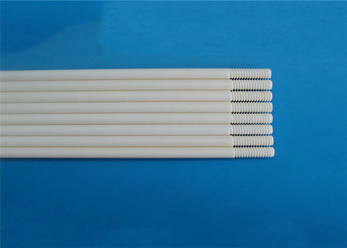 High Precision Grinded Customized size 95%-99.99% Alumina Ceramic Al2O3 Tube