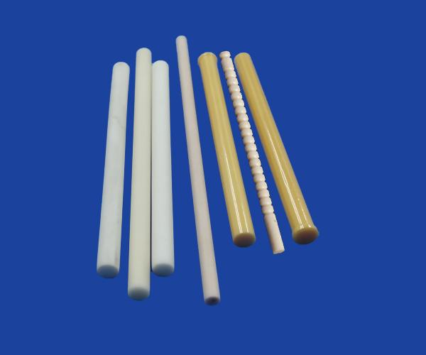 High Temperature Resistant 95% Alumina Ceramic Rod For Heating Element 2mm 3mm 4mm