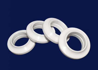 Anti Chemical Corrosion Ceramic Seal Rings Mechanical Seal High Precision Machining Parts