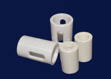 High Temperature Refractory Ceramic Tube for Silicon Wafer Cutting Machine