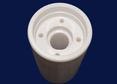 Aluminium Oxide Ceramic Tube Ceramic Electrical Insulators High Wear Resistant