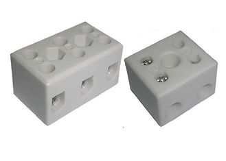 Excellent Insulating Ceramic Terminal Block High Temperature Terminal Blocks
