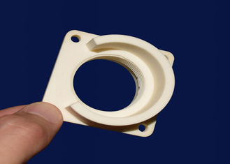 99% High Purity Advanced Ceramics Parts Machinable OEM Service