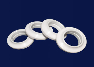 Industrial Al2o3 Alumina Ceramic Seal Rings Mechanical Seal Shaft High Hardness