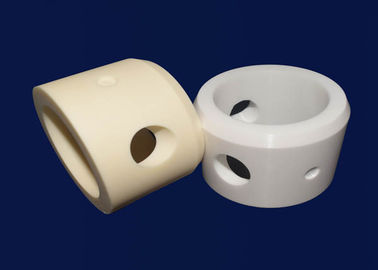 Precision  Seal Well  Machining Ceramic Parts   Al2O3  Alumina Zirconia Zro2 Valve Sleeve