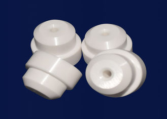 Wear Resistance  Refractory Machining Ceramic Parts Zirconia Components