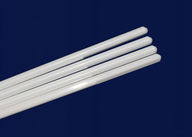 Yttrium Stabilized ZrO2 Zirconia Machinable Ceramic Rod Ceramic Shaft High Presicion