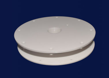 Wear Resist Alumina Ceramic Discs Rapid Prototyping Ceramics Machining