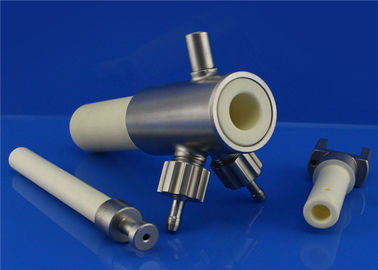 Super High Precision Zirconia Ceramic Plunger Pump Dosing Metering Pump For Machinery