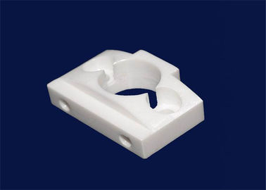 Zirconia Machinable Ceramic Block Backstop Outside Stop Position zro2 Block
