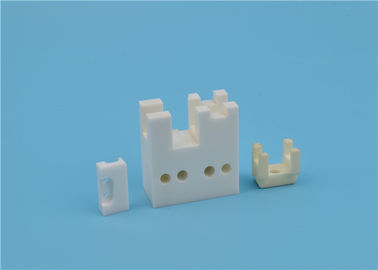 High Hardness Machinable Ceramic Block Insulating High Temperature Resistance