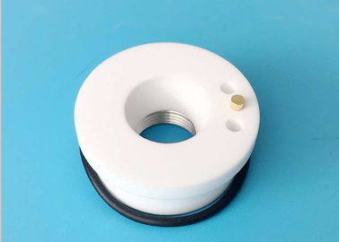 High Temperature Resistant Ceramic Rings Ceramic Components With Cutting Nozzles