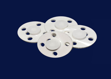 Pink White Ceramic Spinner Machining Ceramic Parts Ceramic  Spinner  Finger Spindle