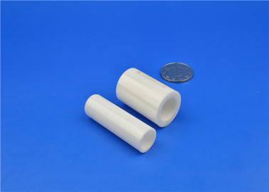 China High Precision Yttria Stabilized Zirconia  Tube / Bushing / Sleeve / Insulator supplier