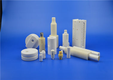 Partially Yttria Stabilized Zirconia Ceramic Zirconium Oxide ZrO2 ,  Zirconia Ceramic Parts