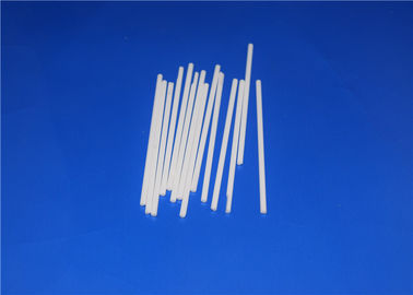 Fine Surface Polished 0.5mm 1mm Zirconia Ceramic Rod Zirconia Pin With Groove