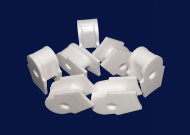 Machinabe Ceramic Block , Zirconia Ceramic Foundation Bed for Pulley