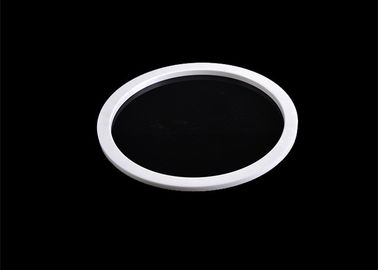 Ceramic Seal Rings , Insulation Alumina Zirconia Ceramic O ring  95% - 99.7% Al2O3