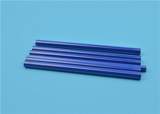 Good Dielectric Strength  Blue Ceramic Rods Ceramic Electrode Pin