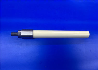 99.9% Alumina Ceramic Rod / Ceramic Piston Pin for Pump Parts