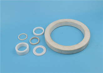 Alumina Ceramic Seal Rings for Tin Plate Manufacturing High Temperature Resistant