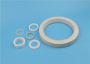 High Temperature Resistant Alumina Ceramic Ring Seal for Tin Plate Manufacturing