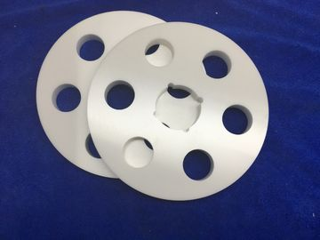 Heat Resistance Custom Porous Zirconia Ceramic Reducer Flange High Strength