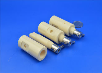 China Ceramic Plunger Pump , Ceramic Valveless Metering Pumps and Dispensors Spool Valve supplier