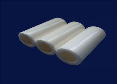 High Wear Resistant 99% Al2o3 Alumina Ceramic Insulator Tube For Polishing