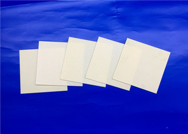 High Thermal Conductivity Alumina Sheet / Alumina Ceramic Board 1mm Thickness